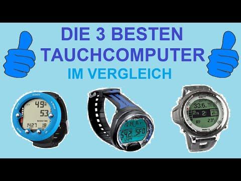 Bester Tauchcomputer Test 2019
