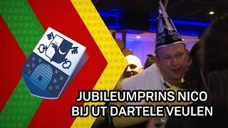 Jubileumprins Nico bij Ut Dartele Veulen - 6 januari 2020 - Peel en Maas TV Venray