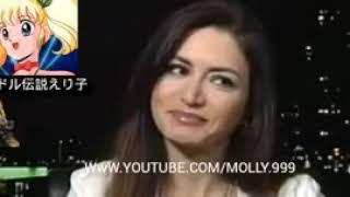 رشا رزق على قناة العربيه تغني ايروكا والقناص ودروب ريمي وانستازيا
