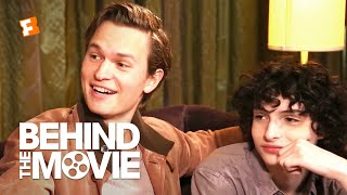 Ansel Elgort & Finn Wolfhard Reveal The Art That Inspires Them | The Goldfinch Interview