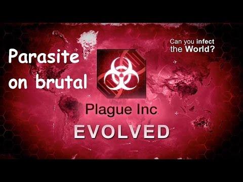 Lexposé sur les parasites de la classe de la plante