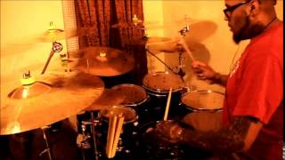 "Let Us Go Into the House- Joe Pace- Drum Cover by Micah""Drumcell""Pleasant"