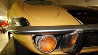 1972 Opel GT - The Baby Corvette