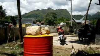 preview picture of video 'Engrais biologiques en Indonésie'