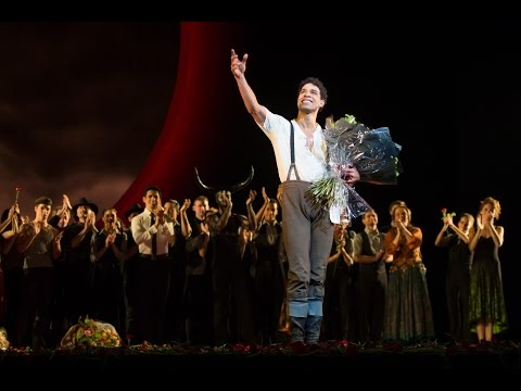 Carlos Acosta — People — Royal Opera House
