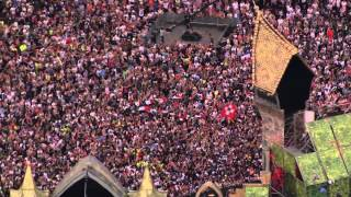 W&W - Live @ Tomorrowland Belgium 2015