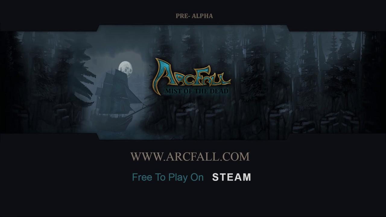 Arcfall MMORPG