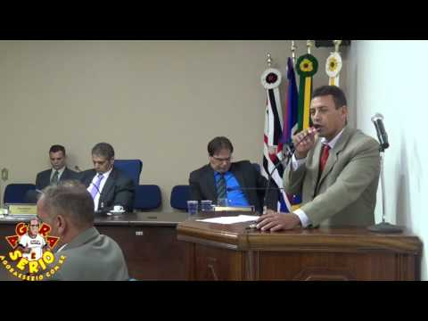 Tribuna Vereador Vanderleizinho dia 4 de Abril de 2017