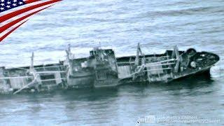 Shoot & Sink Decommissioned USS St. Louis (LKA-116) - Valiant Shield 2018 SINKEX