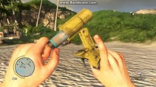 Самое сильное оружие в игре Farcry 3 !!!