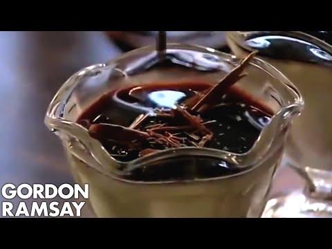 Vánoční recepty Gordona Ramsayho - Panna cotta