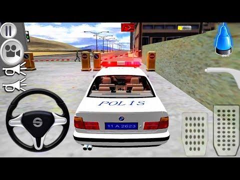 Polis Arabasi Araba Oyunu Real Police Car Driving Simulator 3d