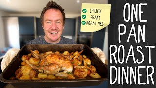 One Pan Roast Dinner