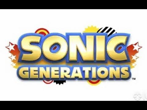 Galeria Imagenes Sonic Generations