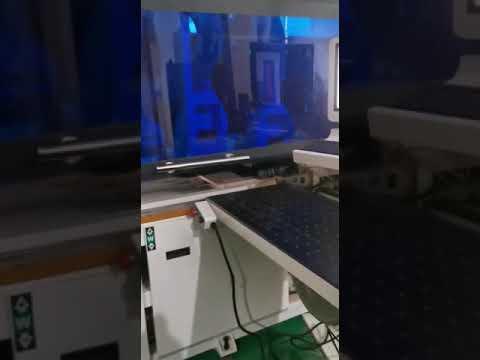 AUTOMATIC SIX SIDE  CNC BORING MACHINE