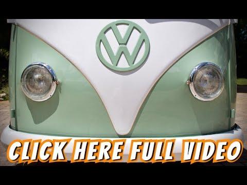 Video of 1962 Volkswagen Bus - $59,950.00 - Q2DH