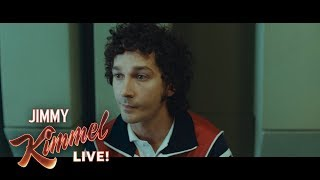 Shia LaBeouf on Playing John McEnroe - Video Youtube
