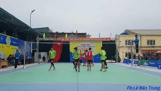 CLB Thái Bình vs Thế Công   Dàn sao quy tụ - Bán kết giải Gốm Sứ Long Hầu 2018