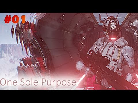 Gameplay de One Sole Purpose
