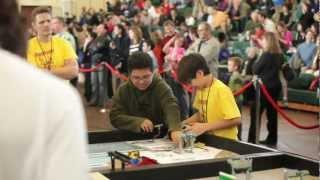 2011 North Texas FIRST LEGO® League (FLL) Regional Championship Robotics Tournament