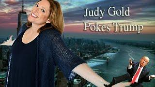 Comic Judy Gold Pokes Trump