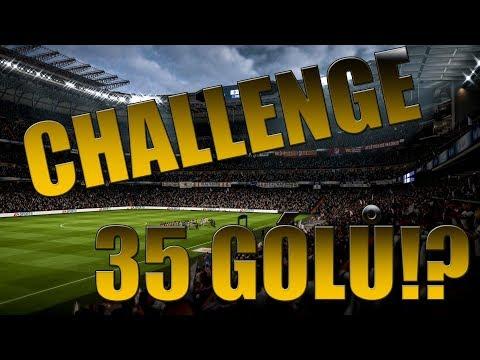35 GÓLŮ ZA ZÁPAS!?   FIFA 18 CHALLENGE   CZ/SK