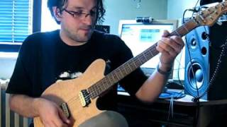 Guthrie Govan's Fives - played by Muris Varajic