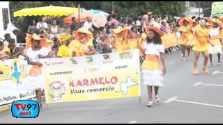 preview picture of video 'Le Carnaval 2013 à Vieux-Habitants - 1ère Partie'