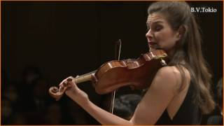 Janine Jansen - Violin Concerto in D major, Op.77 (Brahms)