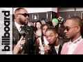Mike Will Made It & Rae Sremmurd on the 2017 Grammys Red Carpet: New Album & Hot Sauce | Billboard