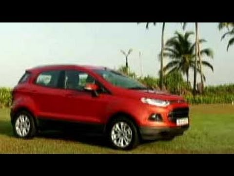 Car And Bike Show - Ford Ecosport driven!