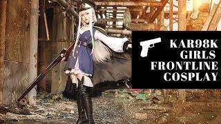 Kar98k  - (Girls' Frontline) - MAUSER KAR98K GIRLS FRONTLINE COSPLAY SHOWCASE!