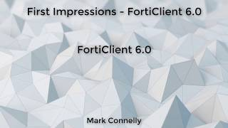 FortiClient-video