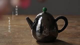 [茶香记·生活家] 五个银壶
