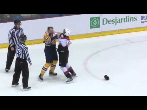 Mathieu Olivier vs Adam Chapman