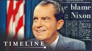 Nixon In The Den (Richard Nixon Documentary) | Timeline