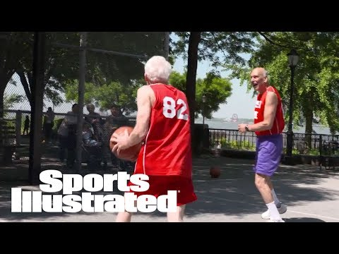 80-Year-Old Basketball Player Dan Twomey Trains For 2017 Senior Games | SI NOW | Sports Illustrated
