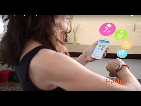 iHealth Edge - Sleep & activity tracker