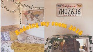 Redoing my room 2018 🌻
