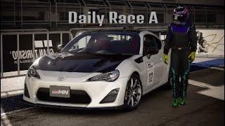 GT Sport online: Daily Race A