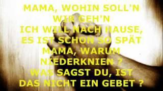 Christina Stürmer - mama ana ahabak lyrics