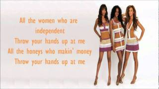 Destiny's Child - Independent Women w/ Lyrics