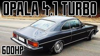 Chevrolet Opala Comodoro SL/E 4.1S Turbo 600HP FT400: parte elétrica e acerto no dyno
