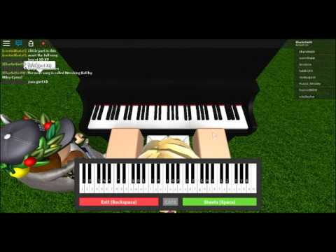 Demons Imagine Dragons Roblox Piano Roblox How To Get Roblox Piano Keyboard Minecraft Wrecking Ball And Demons Sheets Apphackzone Com