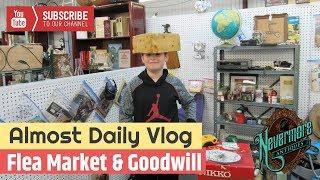 Stocking Flea Market Booth | Goodwill Thrift Store Mini Haul