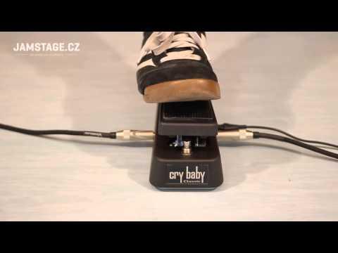 Dunlop Gcb95f Cry Baby Classic Wah Pedal Envio Gratis