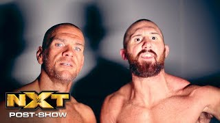 Danny Burch & Oney Lorcan put NXT's Tag Team division on notice: NXT Post-Show, Dec. 12, 2018
