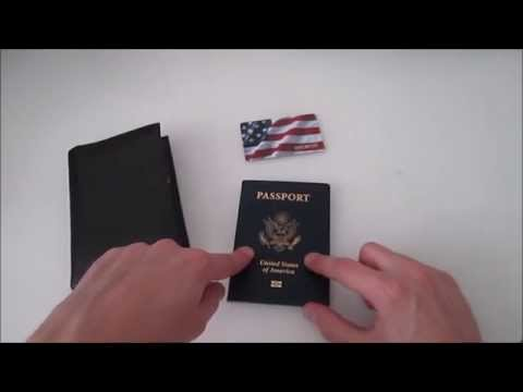 United States of America Passport