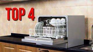 TOP 4: Beste Mini-Geschirrspüler 2021