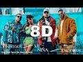 Mi Niña Remix (8D) - Wisin, Myke Tawers, Maluma feat Anitta